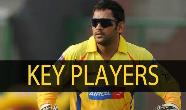 Chennai Super Kings vs Rajasthan Royals, IPL 2015, 47th Match: MS Dhoni, Ajinkya Rahane feature in key players for CSK vs RR clash