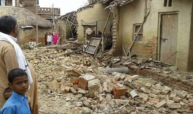 Earthquake in Nepal May 2015: 10 dead in Bihar and UP