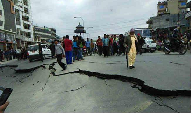 Japan Earthquake: 7.9 magnitude tremor strikes off Bonin Islands