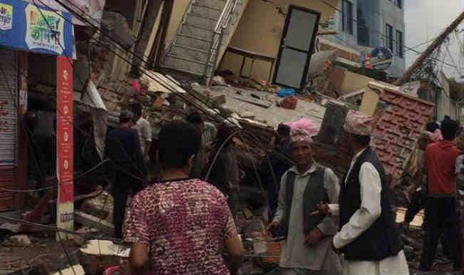 Fresh Earthquake tremors felt in Delhi & North India; Delhi metro halted