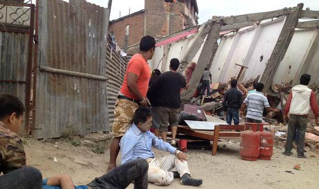 Earthquake in Nepal: 3 tremors rock Nepal