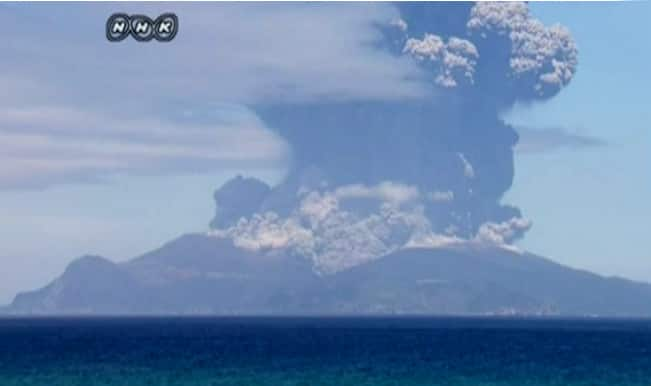 Japan Earthquake, a result of Mount Shindake Volcano Eruption? Spine-chilling video captured!