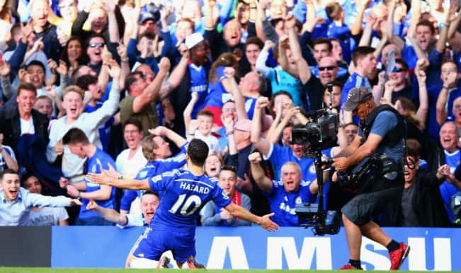 Chelsea vs Crystal Palace Live Streaming and Score: Watch Live Telecast Online of CPL vs CHE Barclays Premier League 2014-15 Match