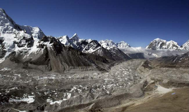 Everest's 70 per cent glacier volume may be lost by 2100