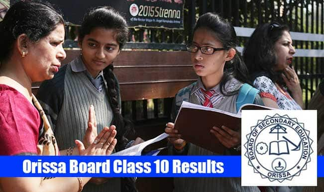 Orissaresults.nic.in official BSE Orissa 2015 result website: Orissa Board HSC Class 10 Results 2015 to be declared on May 6