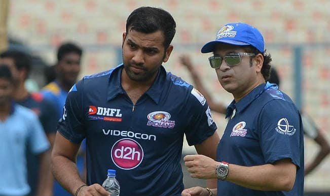 Rohit Sharma a mature leader now, feels Sachin Tendulkar