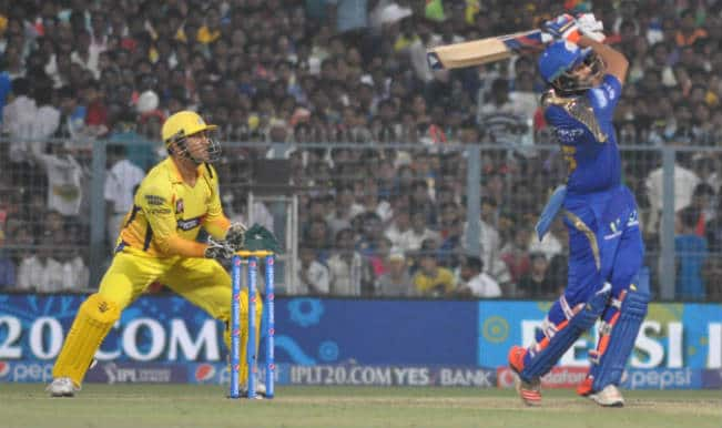 Rohit Sharma, Lendl Simmons impel Mumbai Indians to 202