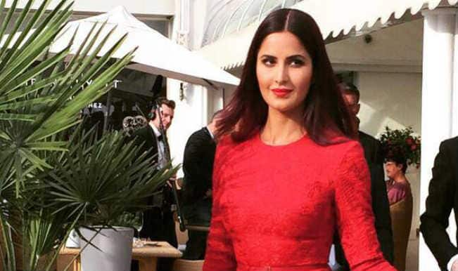 Cannes 2015: Katrina Kaif's red locks; the Fitoor behind it