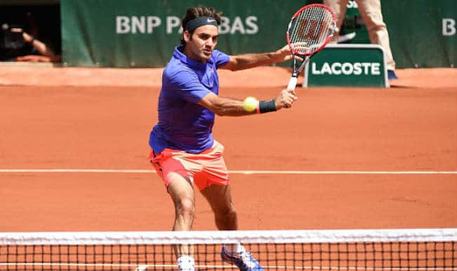 Roger Federer vs Damir Dzumhur, French Open 2015: Free Live Streaming and Tennis Match Telecast Round 3 from Roland Garros