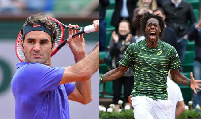 Roger Federer vs Gael Monfils, French Open 2015: Free Live Streaming and Tennis Match Telecast Round 4 from Roland Garros