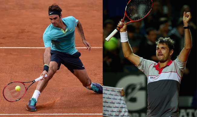 Roger Federer Vs Stan Wawrinka Rome Masters 2015 Semi