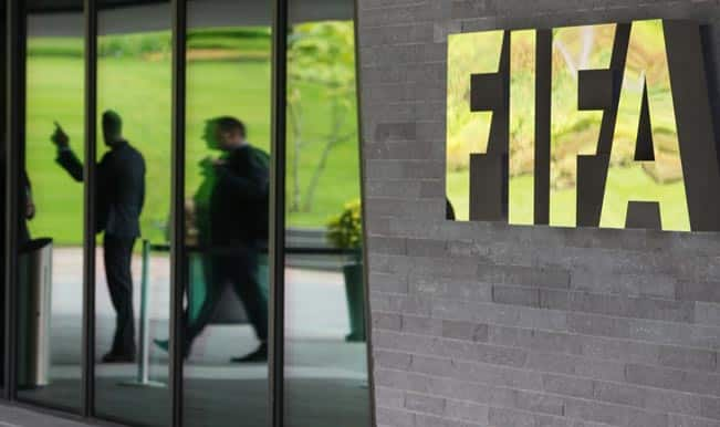 Three Officials Tried in US Given Life Bans by FIFA for Corruption