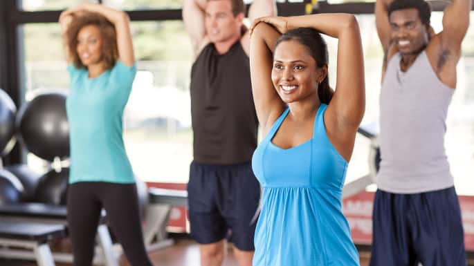 Beat Gym Dread With These Five Fun Workouts