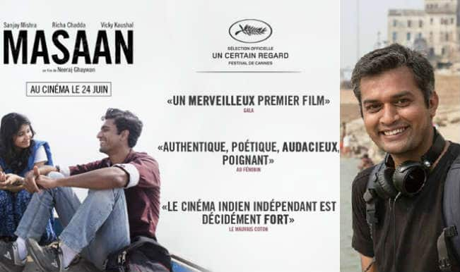 Award-winning Masaan to release in India on July 24