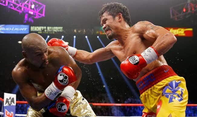 Floyd Mayweather vs Manny Pacquiao rakes $ 400 million; shatters pay-per-view records
