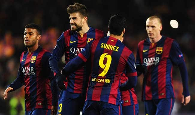 Gerard Pique: La Liga title a fantastic reward for Barcelona's performance