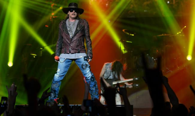 Guns N` Roses accused of ripping off Aussie classic on `Sweet child O` Mine`