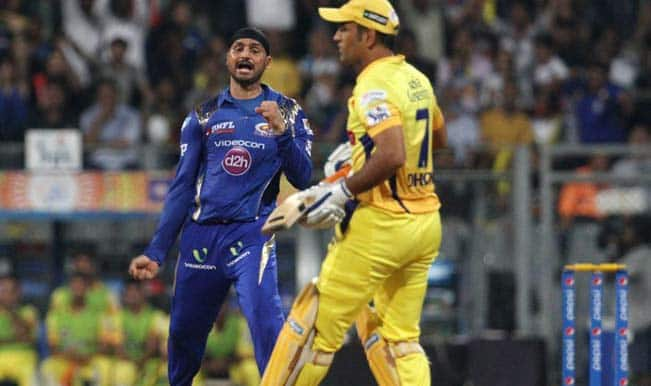 Mumbai Indians won by 25 runs against Chennai Super Kings to qualify for the IPL 2015 finals