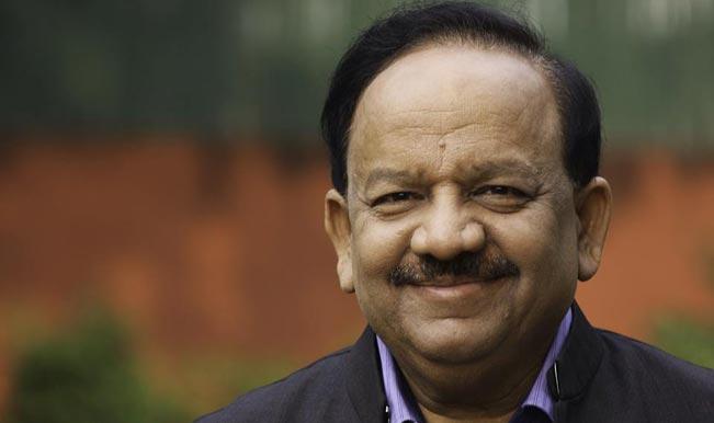 Dr Harsh Vardhan: Centre will consider Rs 100 cr bio lab for Kerala