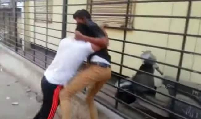 Hyderabad fight video: Minor student dies in WWE-style fist fight