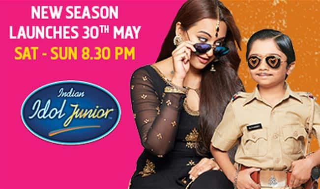 Indian Idol Junior received an overwhelming response for its promos