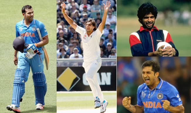 12 Sharma's who have played for India