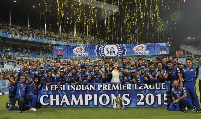 IPL 2015: Mumbai Indians invite fans to celebrate victory at Wankhede Stadium