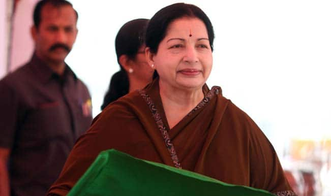 Tamil Nadu Governor invites J Jayalalithaa to form government