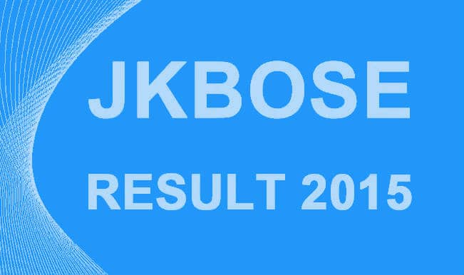 Jkbose.co.in JKBOSE class 12th Board result 2015 declared: Know about the toppers and pass percentage of Jammu and Kashmir Board Class XII Board Exam Results