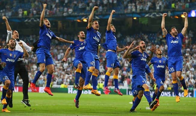 UEFA Champions League 2014-15: Alvaro Morata sends Real Madrid packing; books Juventus' date with Barcelona in Berlin final
