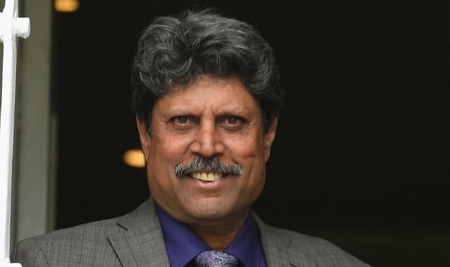 Kapil Dev launches golf team for Louis Philippe cup