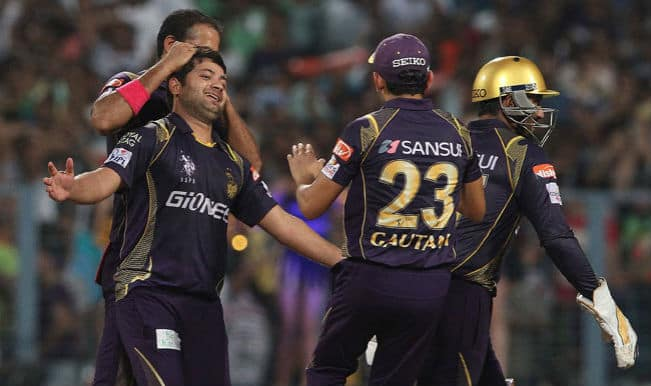 IPL 2015: KKR complete third home win on the trot; defeat Delhi Daredevils by 13 runs