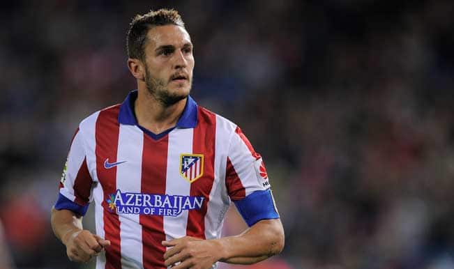 La Liga 2014-15: Koke wants Atletico Madrid stay despite Chelsea rumours