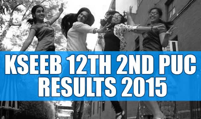 Karresults.nic.in & Kseeb.kar.nic.in 2015 2nd PUC Result: Check Karnataka Board 2nd PUC (XII) exam results using Android App