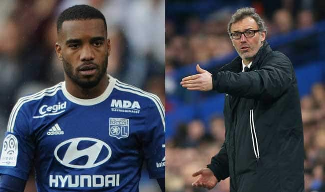 Ligue 1: Lyon's Alexandre Lacazette and PSG coach Laurent Blanc bag French Football awards