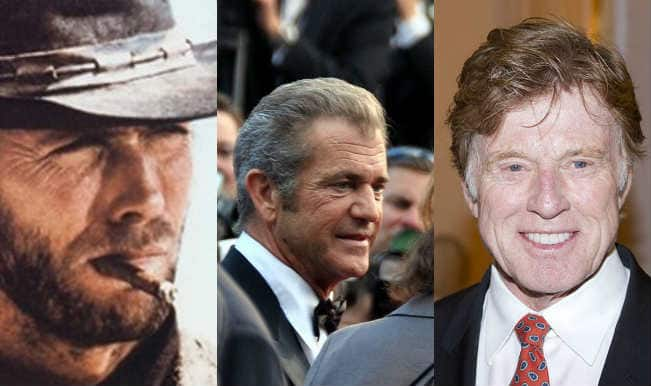 Clint Eastwood, Mel Gibson, Robert Redford: 5 actors who turned directors