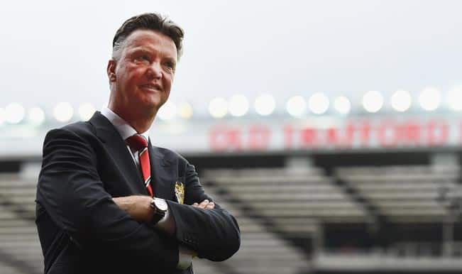 Louis van Gaal believes Manchester United's title charge depend on summer transfers