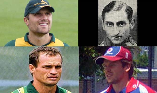 Kepler Wessels, Ed Joyce and other Cricketers who represented 2 countries