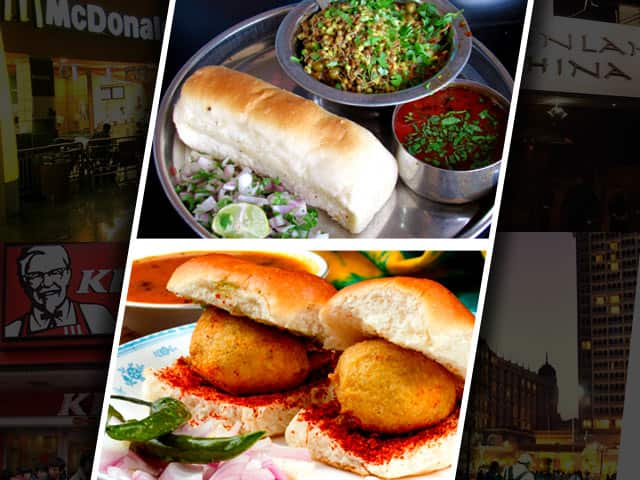 Will Mainland China serve Misal Pav or McDonalds add Vada Pav to their menu?