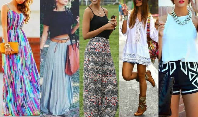 Summer Style: Top 4 must haves in your wardrobe this season!