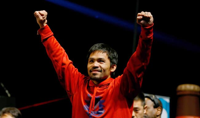 Manny Pacquiao's dad denies dog eating allegations
