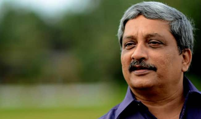 Manohar Parrikar: Government mulling special zones for defence manufacturing