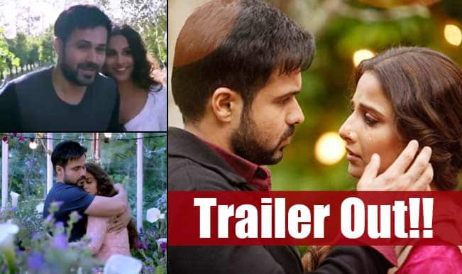 Hamari Adhuri Kahani trailer: Emraan Hashmi and Vidya Balan's next intriguing enough!