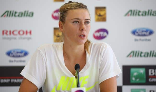 Maria Sharapova reclaims second spot in latest WTA Rankings after Italian Open win