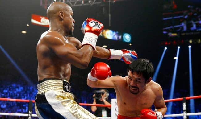 Floyd Mayweather vs Manny Pacquiao dubbed fraud of the century as fans file lawsuit