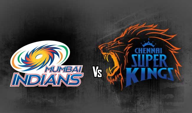 आईपीएल : मुंबई और चेन्नई के बीच खिताबी जंग