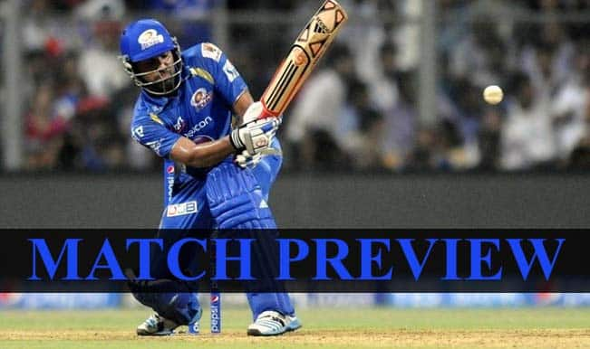 Mumbai Indians vs Royal Challengers Bangalore, IPL 2015 Match 46 Preview: MI and RCB fight for a spot in the Playoffs