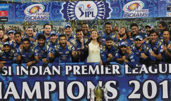 आईपीएल-8 : मुंबई ने चेन्नई को 41 रनों से हरा जीता खिताब