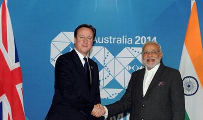 Narendra Modi congratulates British Prime Minister David Cameron: Phir Ek Baar, Cameron Sarkar!
