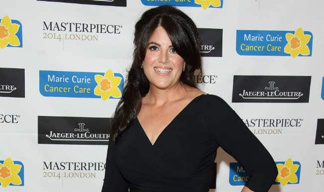 Erotic museum offers 1 million dollars for Monica Lewinsky's infamous semen-stain dress!